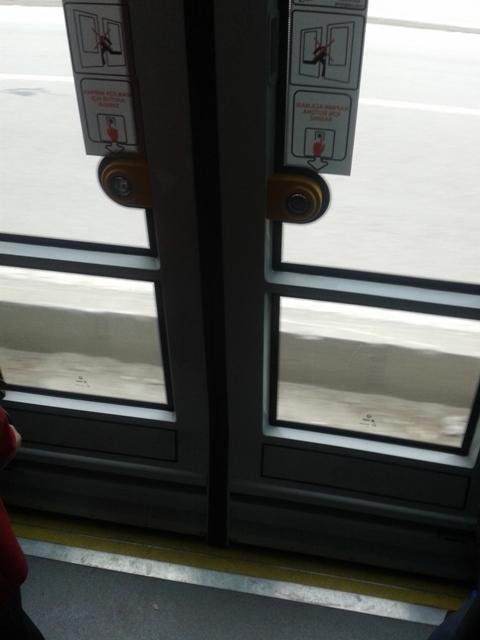 Konya'ya gelen yeni tramvay yolcu taşımaya başladı 27
