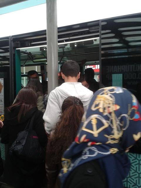 Konya'ya gelen yeni tramvay yolcu taşımaya başladı 31