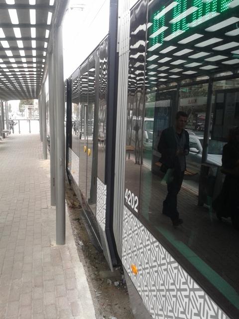 Konya'ya gelen yeni tramvay yolcu taşımaya başladı 34