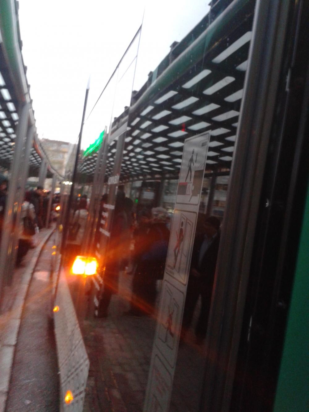 Konya'ya gelen yeni tramvay yolcu taşımaya başladı 4