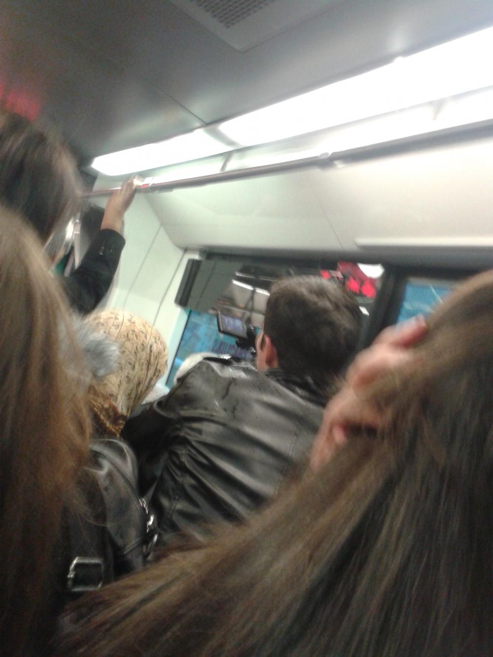 Konya'ya gelen yeni tramvay yolcu taşımaya başladı 7