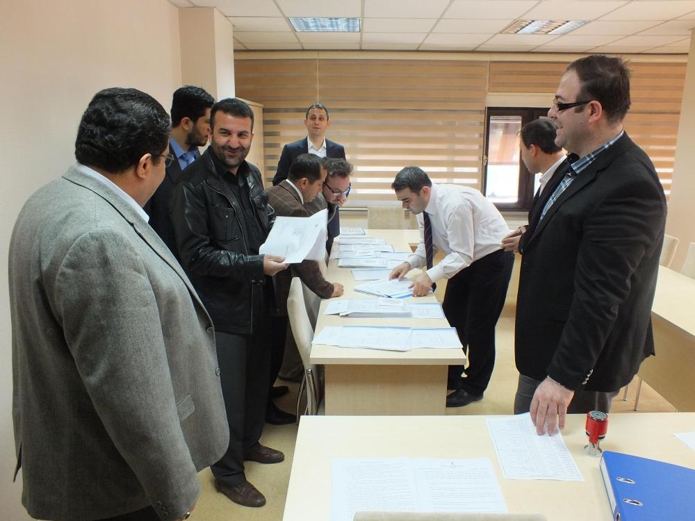 AK Parti aday listesini YSK'ya teslim edildi 3