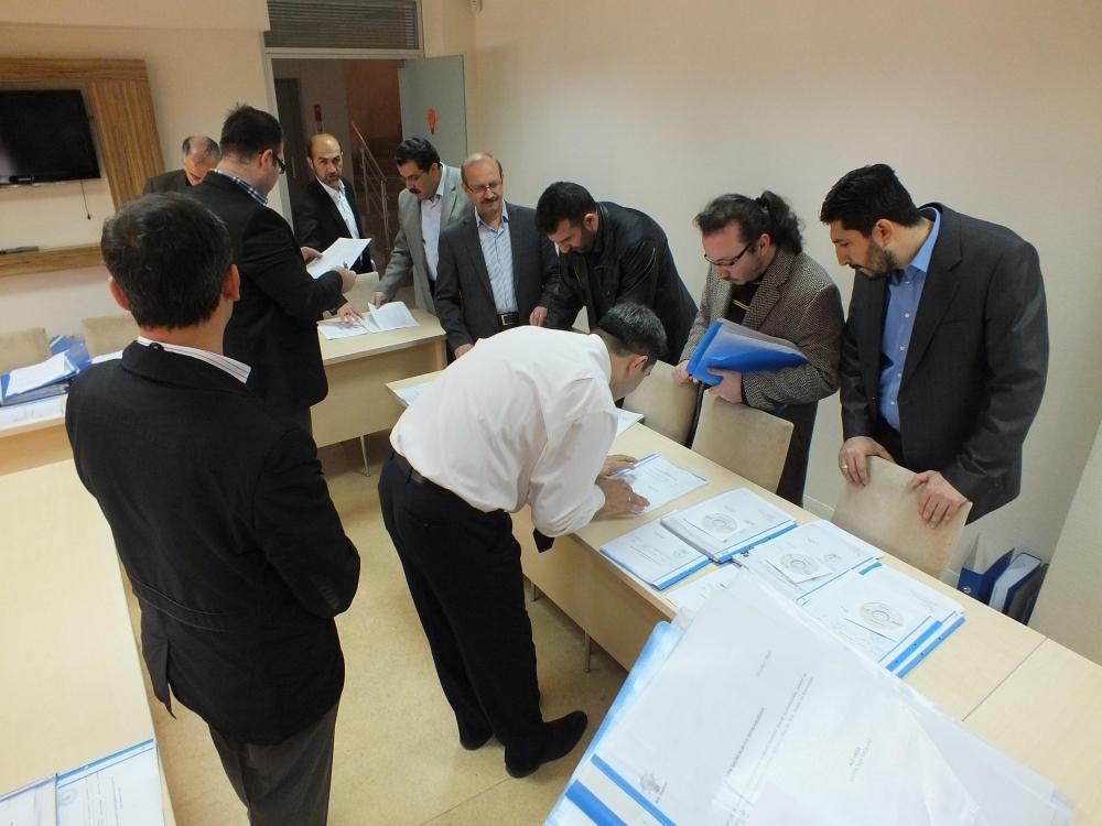 AK Parti aday listesini YSK'ya teslim edildi 4