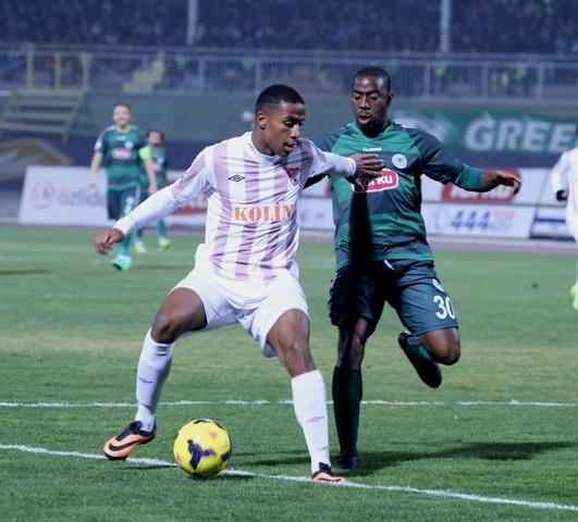 Torku Konyaspor - Elazığspor 1