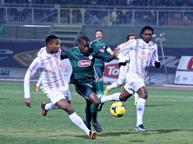 Torku Konyaspor - Elazığspor 2