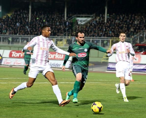Torku Konyaspor - Elazığspor 9