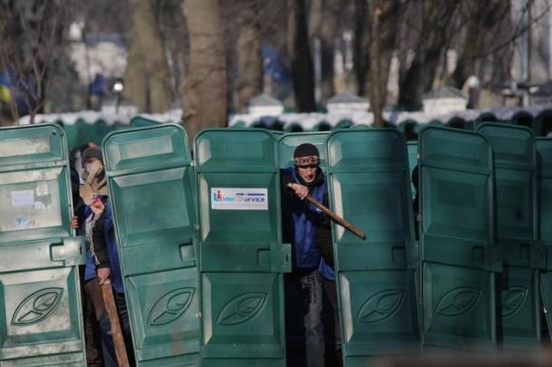 Ukrayna'da olaylar yeniden tırmandı 1