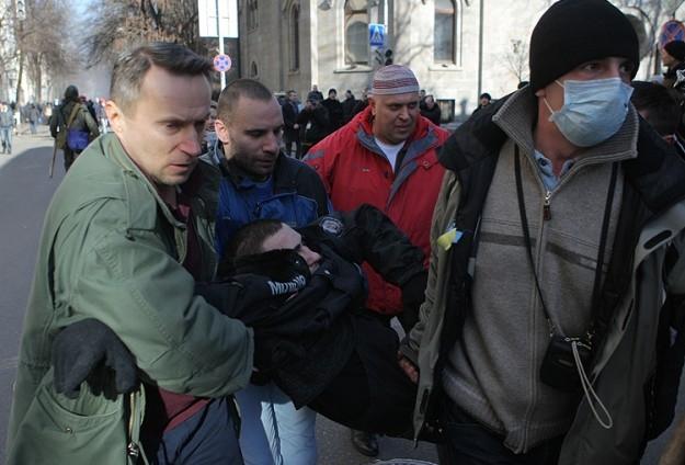 Ukrayna'da olaylar yeniden tırmandı 10