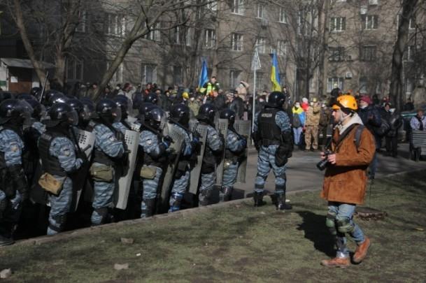 Ukrayna'da olaylar yeniden tırmandı 2