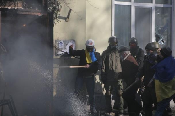 Ukrayna'da olaylar yeniden tırmandı 3