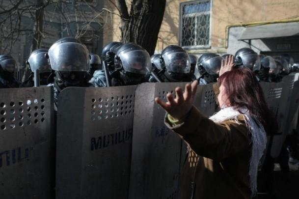 Ukrayna'da olaylar yeniden tırmandı 8