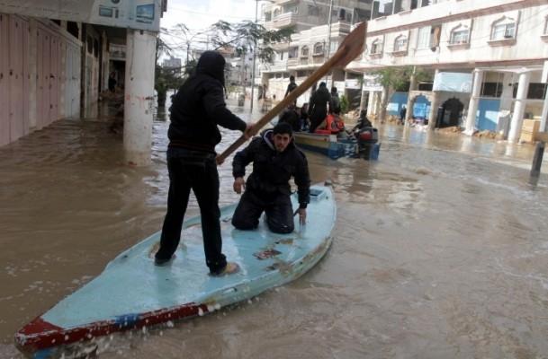 """Gazzelilerin """"soğukla"""" mücadelesi 11"""