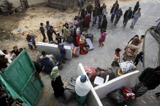 """Gazzelilerin """"soğukla"""" mücadelesi 4"""