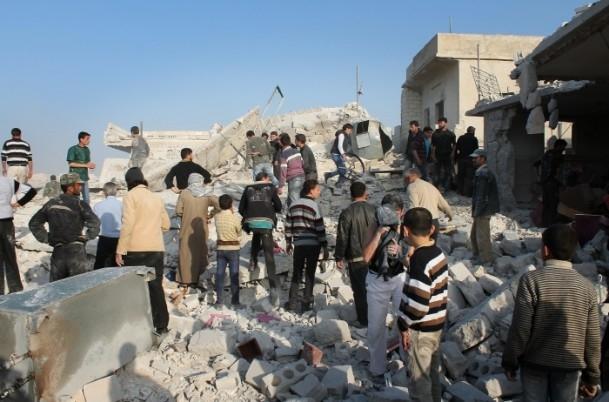 Varil bombasıyla 15 can aldılar 14
