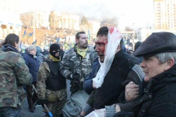 Protestocular 67 emniyet görevlisini rehin aldı 16