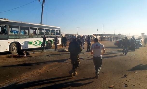 Es-Selame Sınır Kapısı'nda patlama 11