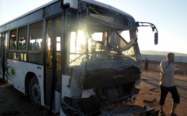Es-Selame Sınır Kapısı'nda patlama 12