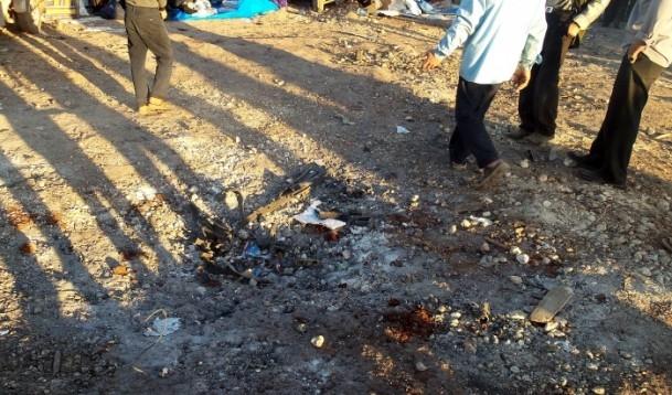 Es-Selame Sınır Kapısı'nda patlama 17