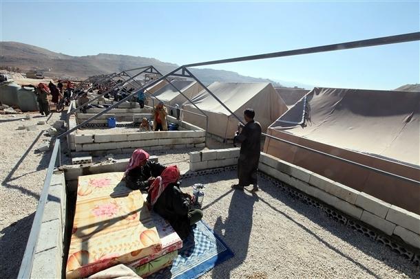 Arsal'a kaçış yolculuğu: İşkence ve azap 1