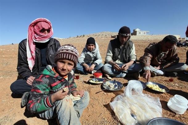 Arsal'a kaçış yolculuğu: İşkence ve azap 11