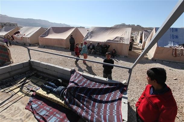 Arsal'a kaçış yolculuğu: İşkence ve azap 12
