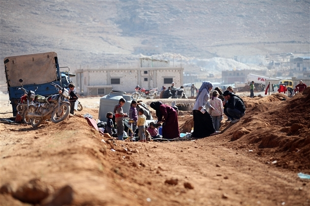 Arsal'a kaçış yolculuğu: İşkence ve azap 14