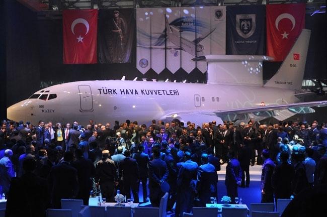 Türkiye'nin Barış Kartalı - Törenden Görüntüler 1
