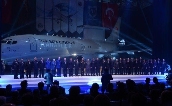 Türkiye'nin Barış Kartalı - Törenden Görüntüler 14