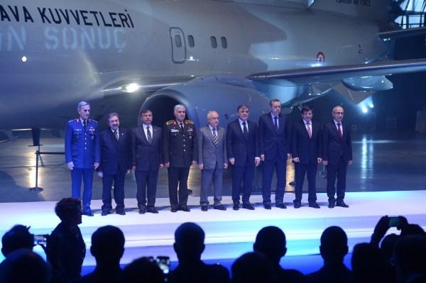 Türkiye'nin Barış Kartalı - Törenden Görüntüler 15