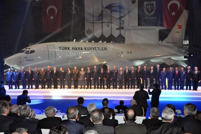 Türkiye'nin Barış Kartalı - Törenden Görüntüler 2