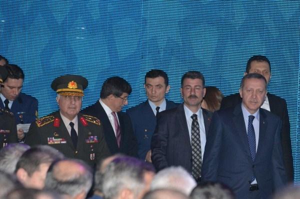 Türkiye'nin Barış Kartalı - Törenden Görüntüler 22
