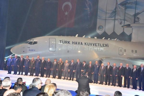 Türkiye'nin Barış Kartalı - Törenden Görüntüler 23
