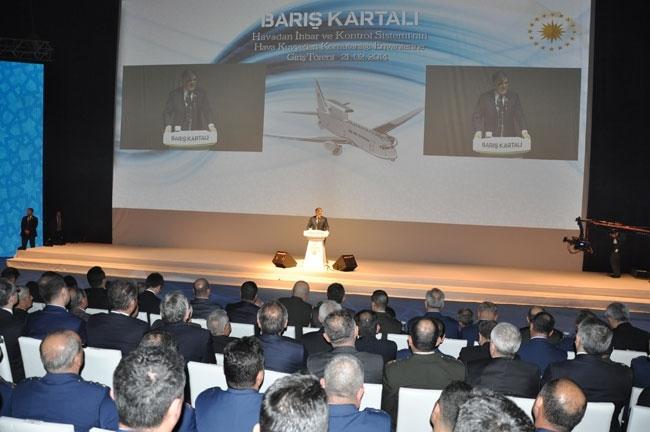 Türkiye'nin Barış Kartalı - Törenden Görüntüler 4