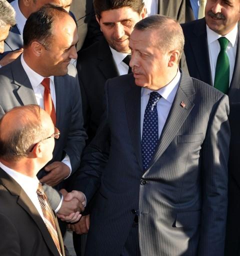 Başbakan Bilim Merkezini gezdi ve İstanbul'a gitti 11