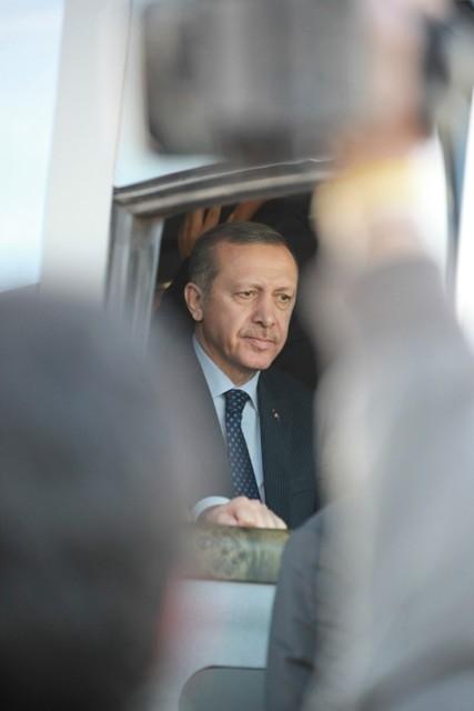 Başbakan Bilim Merkezini gezdi ve İstanbul'a gitti 5