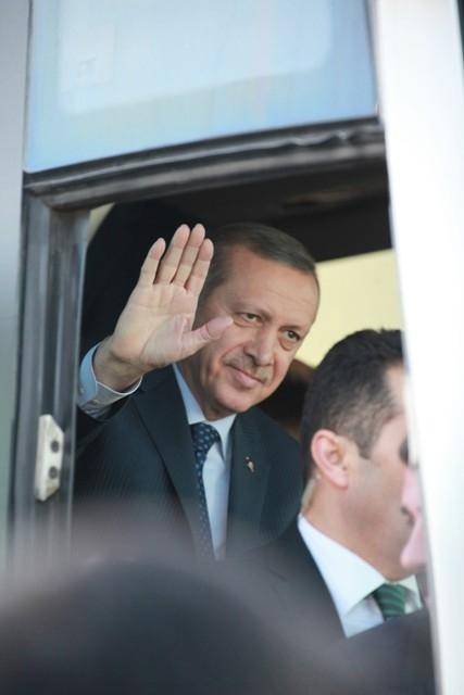 Başbakan Bilim Merkezini gezdi ve İstanbul'a gitti 6