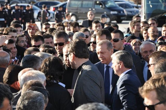 Başbakan Bilim Merkezini gezdi ve İstanbul'a gitti 8