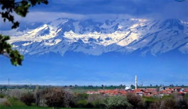 Anamas Dağı'nda büyüleyici güzellik 10