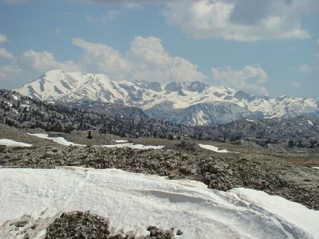 Anamas Dağı'nda büyüleyici güzellik 11
