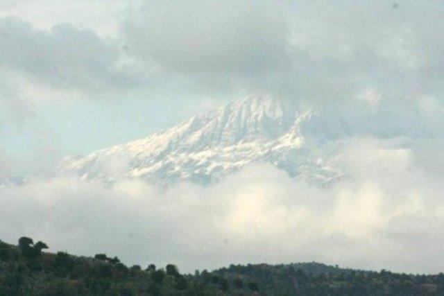 Anamas Dağı'nda büyüleyici güzellik 12