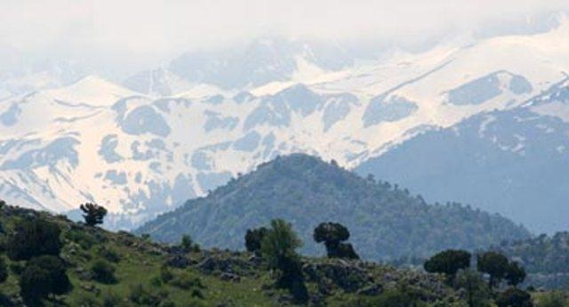 Anamas Dağı'nda büyüleyici güzellik 2