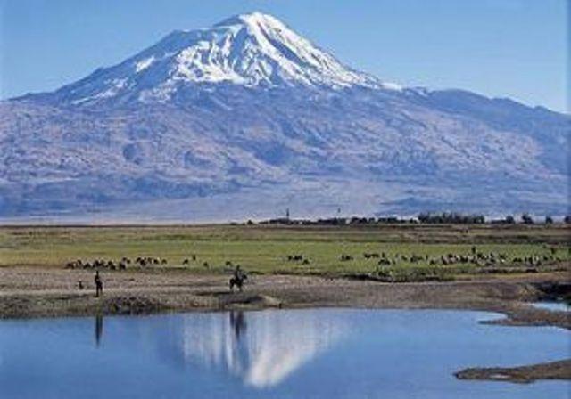 Anamas Dağı'nda büyüleyici güzellik 6