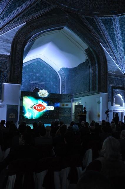 Anadolu'da Selçuklu Belgeseli'nin tanıtımı yapıldı 1