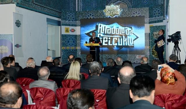Anadolu'da Selçuklu Belgeseli'nin tanıtımı yapıldı 10