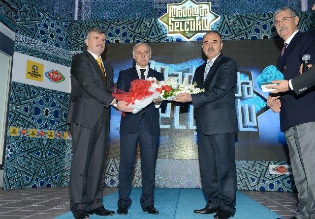 Anadolu'da Selçuklu Belgeseli'nin tanıtımı yapıldı 14