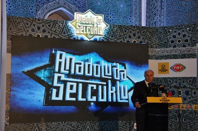 Anadolu'da Selçuklu Belgeseli'nin tanıtımı yapıldı 3