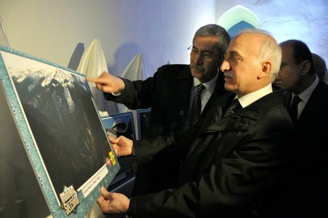 Anadolu'da Selçuklu Belgeseli'nin tanıtımı yapıldı 5