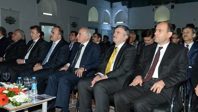 Anadolu'da Selçuklu Belgeseli'nin tanıtımı yapıldı 6