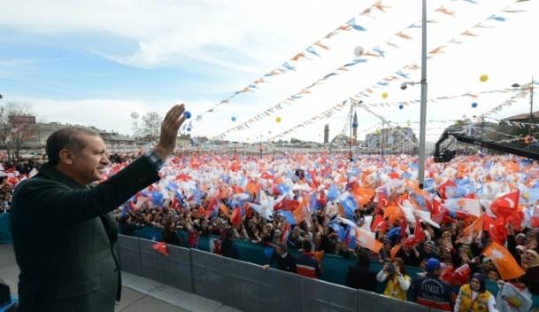 Başbakan Erdoğan Sivas'ta 1