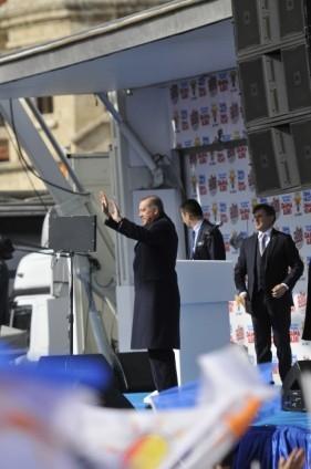 Başbakan Erdoğan Sivas'ta 10